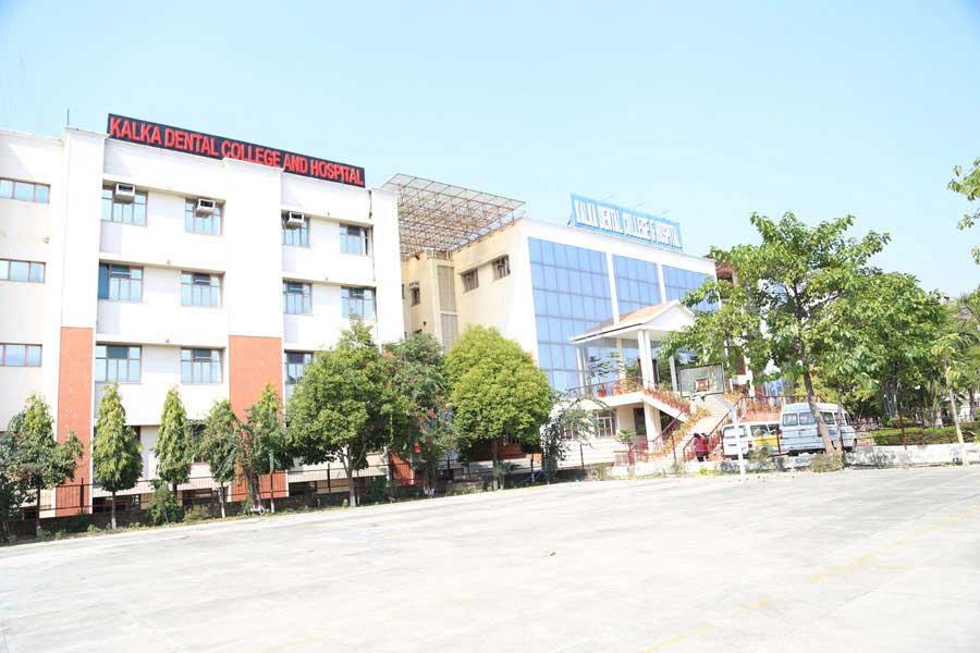 Kalkadentalcollege Com Kalka Dental College Official Website
